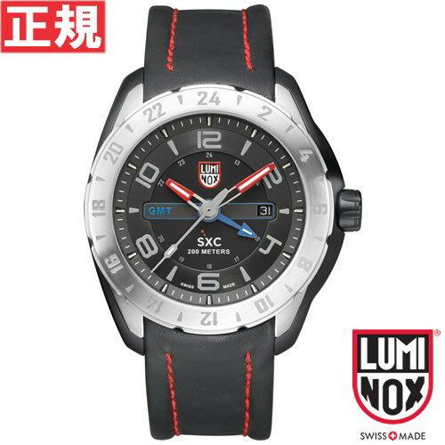 ルミノックス LUMINOX 腕時計 メンズ SXC STEEL GMT 5120 SPACE SERIES 5127