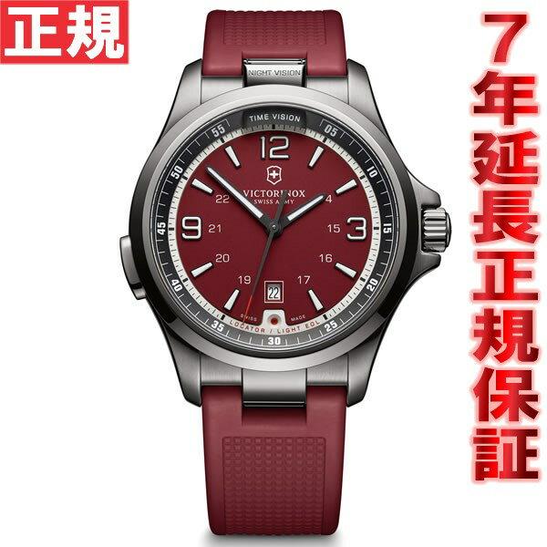 ビクトリノックス VICTORINOX 腕時計 メンズ ナイトビジョン NIGHT VISION ヴィクトリノックス スイスアーミー 241717