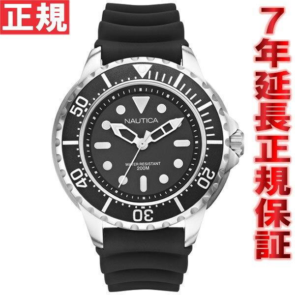【1000円クーポンでお得!8日1時59分まで】【楽天ショップオブザイヤー2017大賞受賞!】ノーティカ NAUTICA 腕時計 メンズ NMX650 ダイバーズウォッチ A18630G