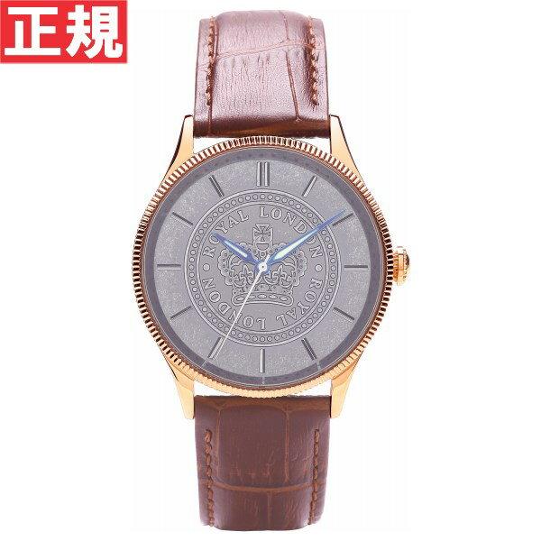 ロイヤルロンドン ROYAL LONDON 腕時計 メンズ 41108-02