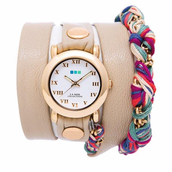 ラメール コレクション LA MER COLLECTIONS 腕時計 CHAIN チェーン LMCW9006