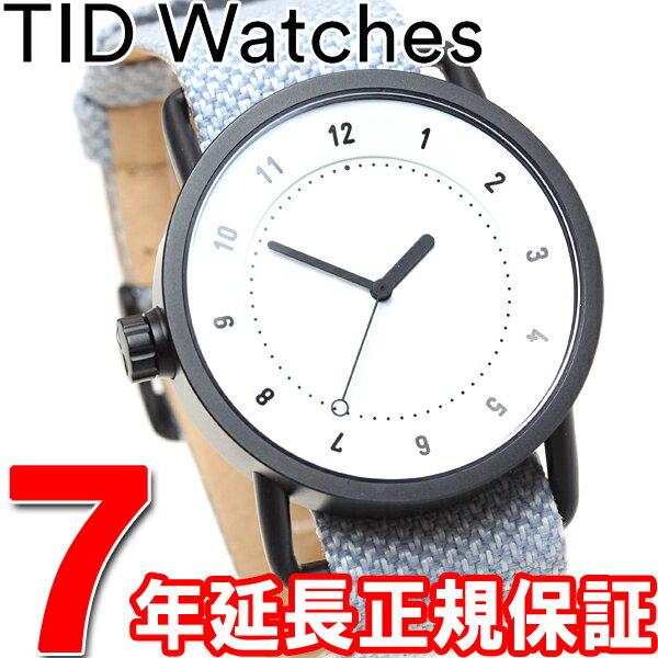 【1000円OFFクーポン!10月10日9時59分まで!】ティッドウォッチズ TID Watches 腕時計 メンズ/レディース ティッドウォッチ No.1 コレクション TID01-TW WH/MINERAL