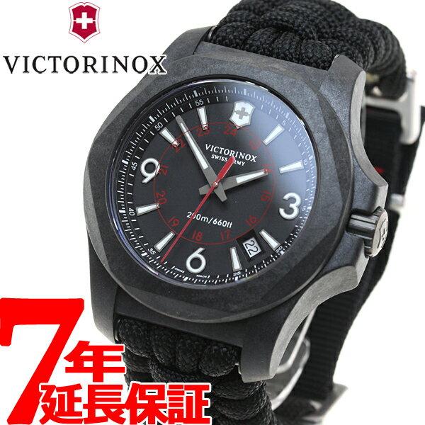 【予約注文】 ビクトリノックススイスアーミー VICTORINOX SWISSARMY 腕時計 メンズ イノックス カーボン I.N.O.X. CARBON ヴィクトリノックス 241776【2017 新作】