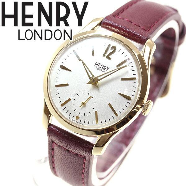 ヘンリーロンドン HENRY LONDON 腕時計 レディース HOLBORN HL30-US-0060【2017 新作】【あす楽対応】【即納可】