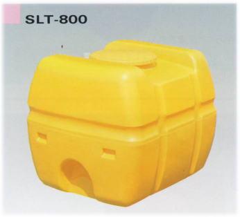 密閉型 スーパーローリータンク SLT800 容量800L
