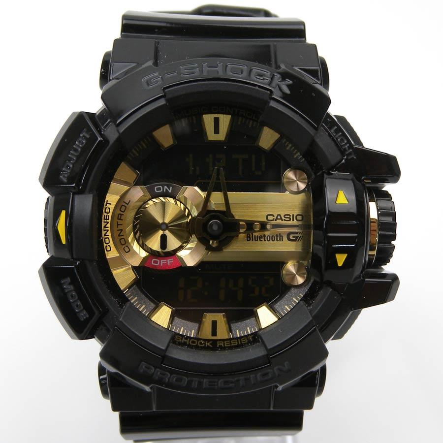 カシオ CASIO 腕時計 Gショック ☆美品 【中古 】 腕時計 GBA-400 - 35187