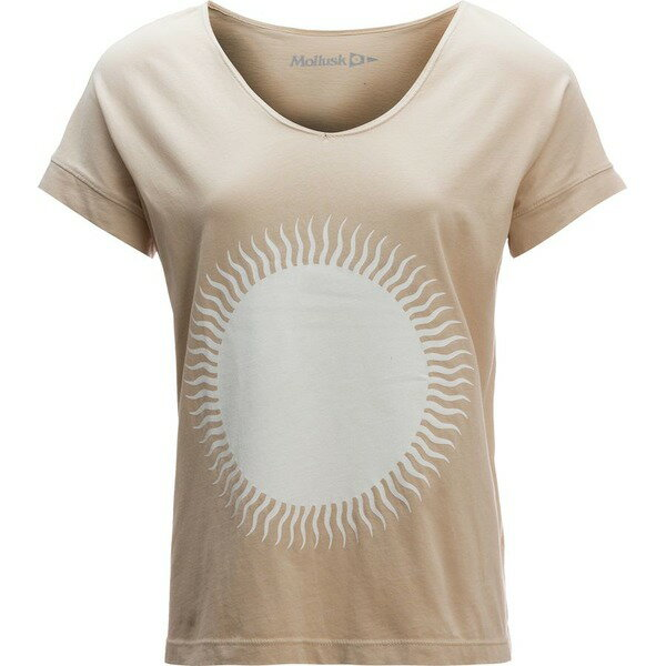 モラスク レディース シャツ トップス Mollusk Country Sun T-Shirt - Short-Sleeve - Women's Wheat