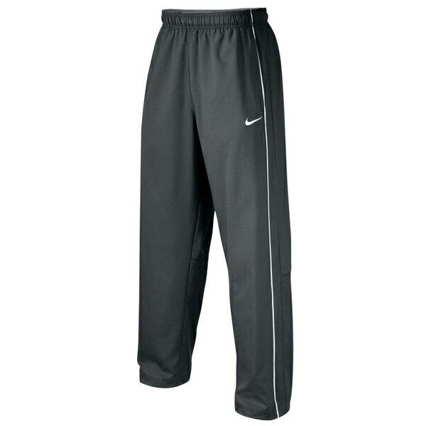 ナイキ メンズ フィットネス スポーツ Men's Nike Team Woven Pants Anthracite/White