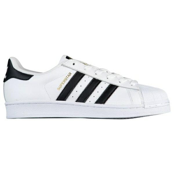 アディダスオリジナルス レディース バスケットボール スポーツ Women's adidas Originals Superstar White/Black/White