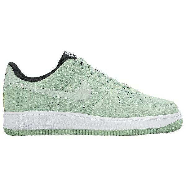 ナイキ レディース バスケットボール スポーツ Women's Nike Air Force 1 '07 Low Enamel Green/Enamel Green