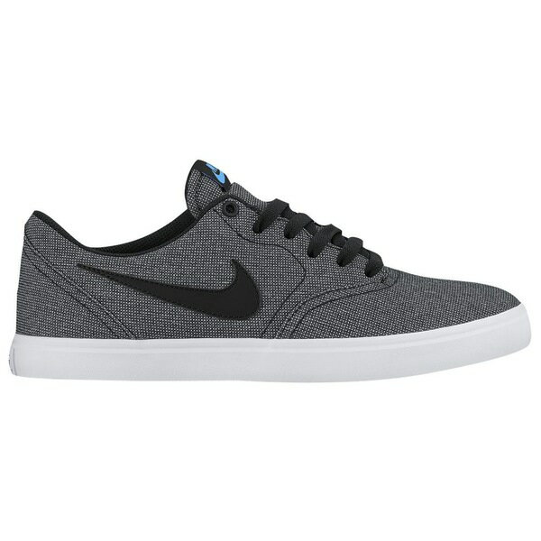 ナイキ メンズ スケートボード スポーツ Men's Nike SB Check Solar Black/White/Photo Blue