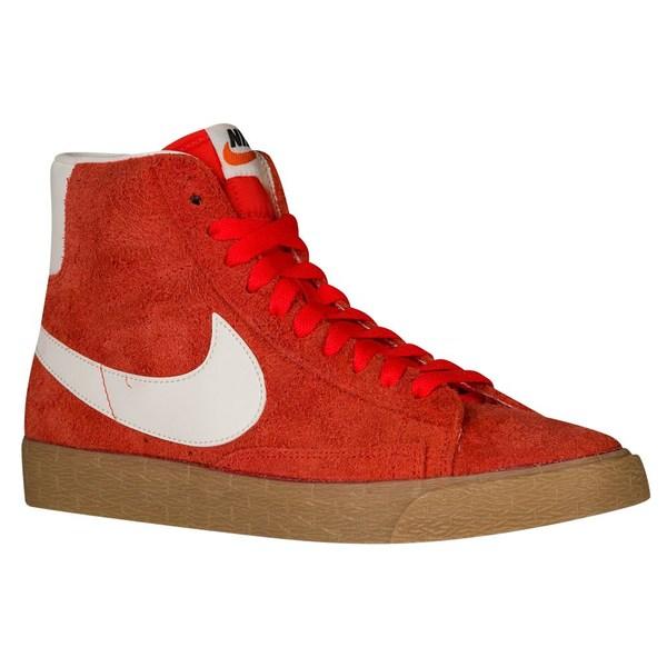 ナイキ レディース バスケットボール スポーツ Women's Nike Blazer Mid Max Orange/Ivory/Gum Light Brown/Black/Orange