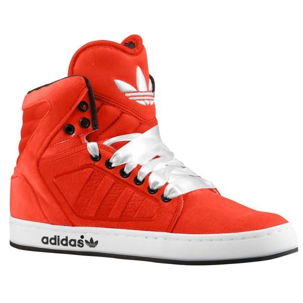 アディダスオリジナルス レディース バスケットボール スポーツ Women's adidas Originals Adi High EXT Vivid Red/Vivid Red/White