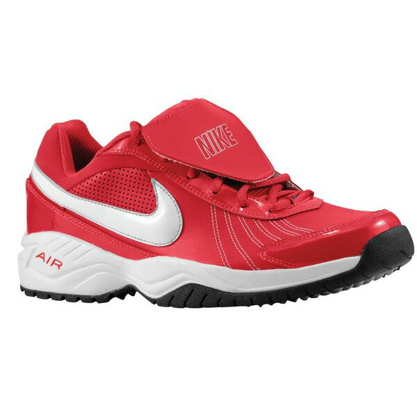 ナイキ メンズ スニーカー シューズ Men's Nike Air Diamond Trainer Pro Red/White