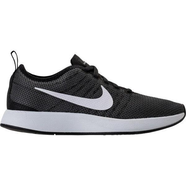 ナイキ レディース スニーカー シューズ Women's Nike Dualtone Racer Casual Shoes Black/White/Dark Grey
