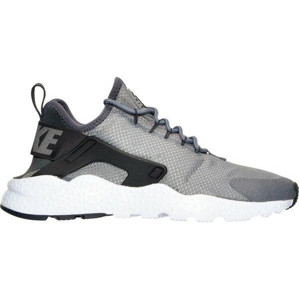 ナイキ レディース スニーカー シューズ Women's Nike Air Huarache Run Ultra Casual Shoes Cool Grey/Anthracite/Black/White