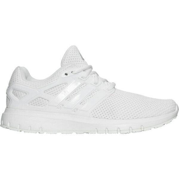 アディダス メンズ スニーカー シューズ Men's adidas Energy Cloud Running Shoes Triple White