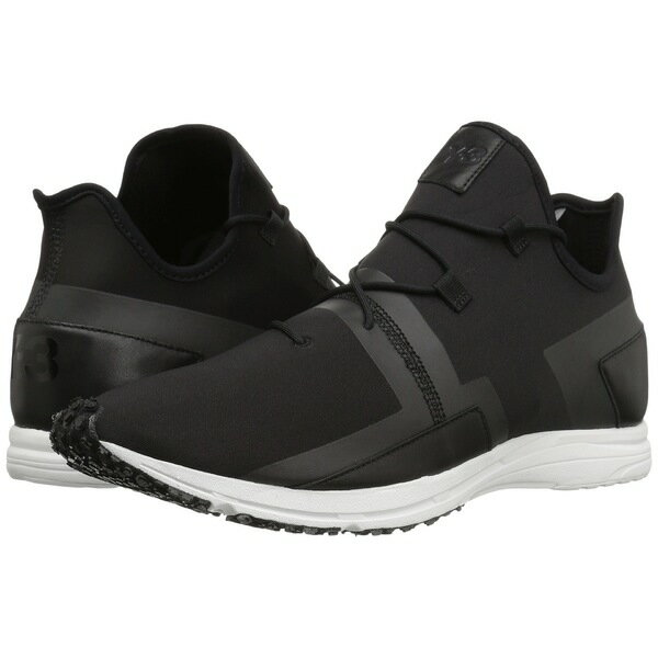 ワイスリー メンズ スニーカー シューズ Y-3 ARC RC Core Black/Core Black/Crystal White S16