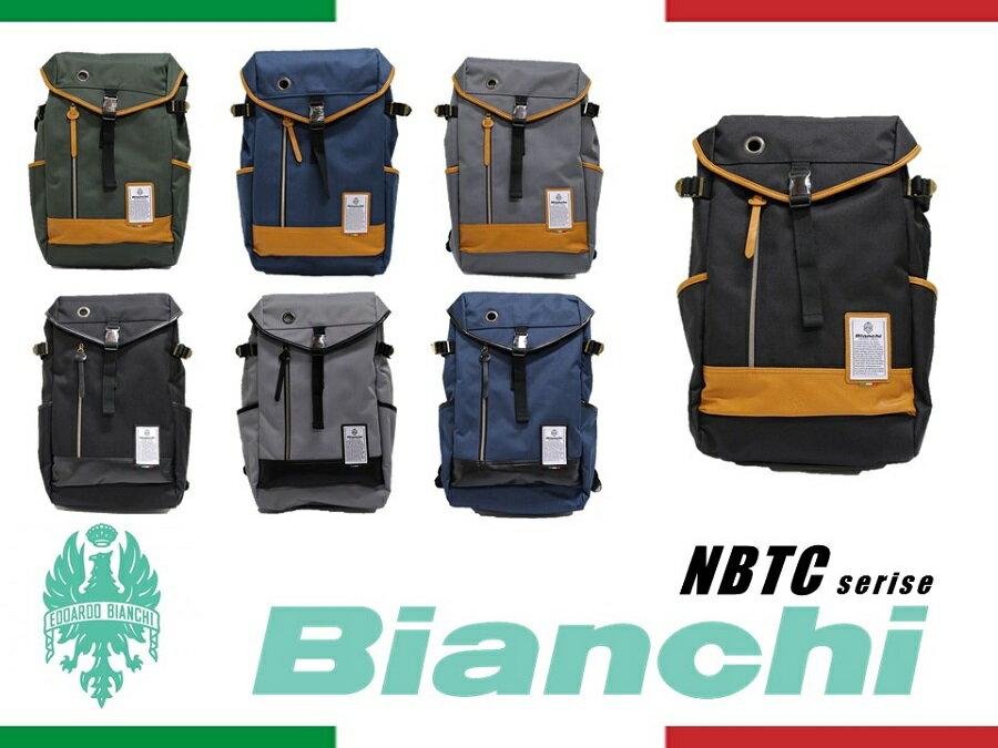 NBTC37 Bianchi ビアンキ リュックサック メンズ レディース 16L【日本正規品】