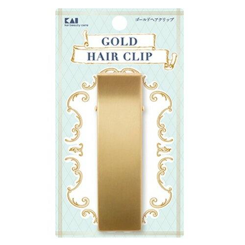 【ケース販売】 HA3078 ゴールドヘアクリップ ヘアアクセサリー×240個セット (4901601300901)