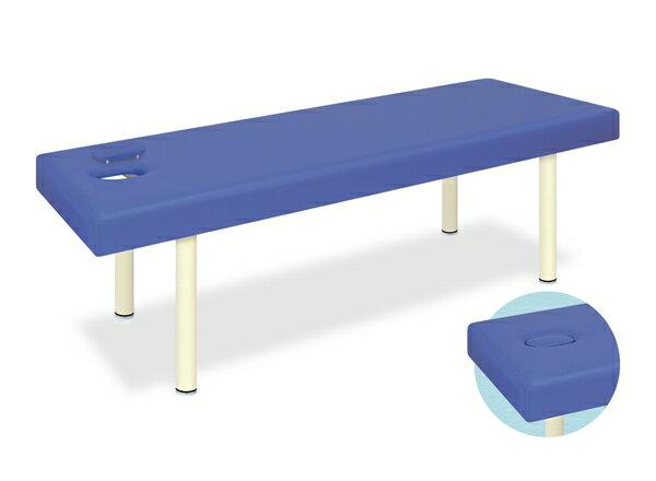 【送料無料/代引き不可】高田ベッド 18色のカラーとサイズが選べるマッサージベッド  有孔フタ付DXベッド  TB-581 病院/クリニック/DXベッドシリーズ