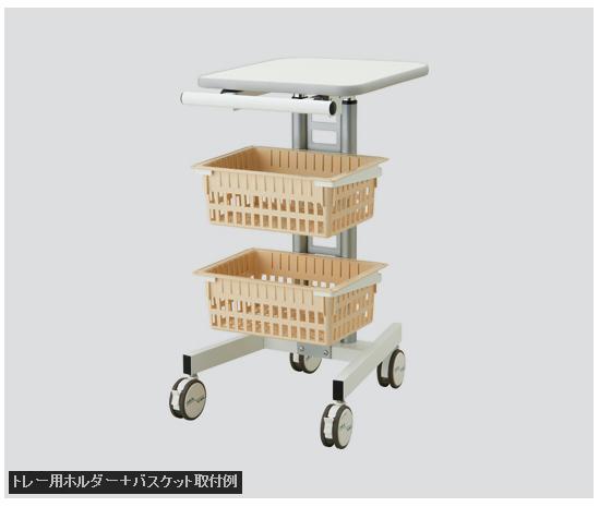 PCカート(傾斜・昇降天板) TNC 450×586×850~1050mm 【代引き不可】
