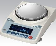 FX-300iWP 電子天秤 秤量320g 最小表示0.001g 皿サイズφ130mm 2-8142-23