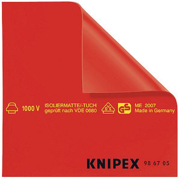 KNIPEX(クニペックス)986710 絶縁シート 1000V 1000x1000mm
