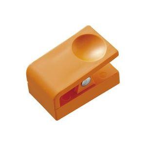 (業務用20セット) ジョインテックス マグネットクリップ(プラ)橙10個 B511J-O10 ×20セット