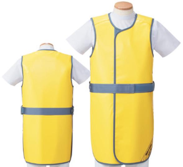 【送料無料】羽衣 放射線障害防護/X線防護 防護衣シンプラーコート MSC-25LL LLサイズ マジカルライト(無鉛) カラー全7色  医療/病院/クリニック
