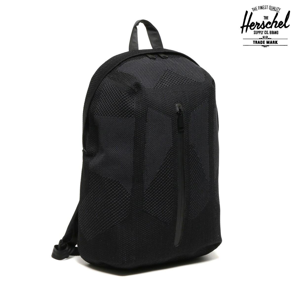 Herschel Supply Co Apex Dayton (ハーシェルサプライ エイペックス デイトン) Black/Castlerock【バックパック】17SP-I