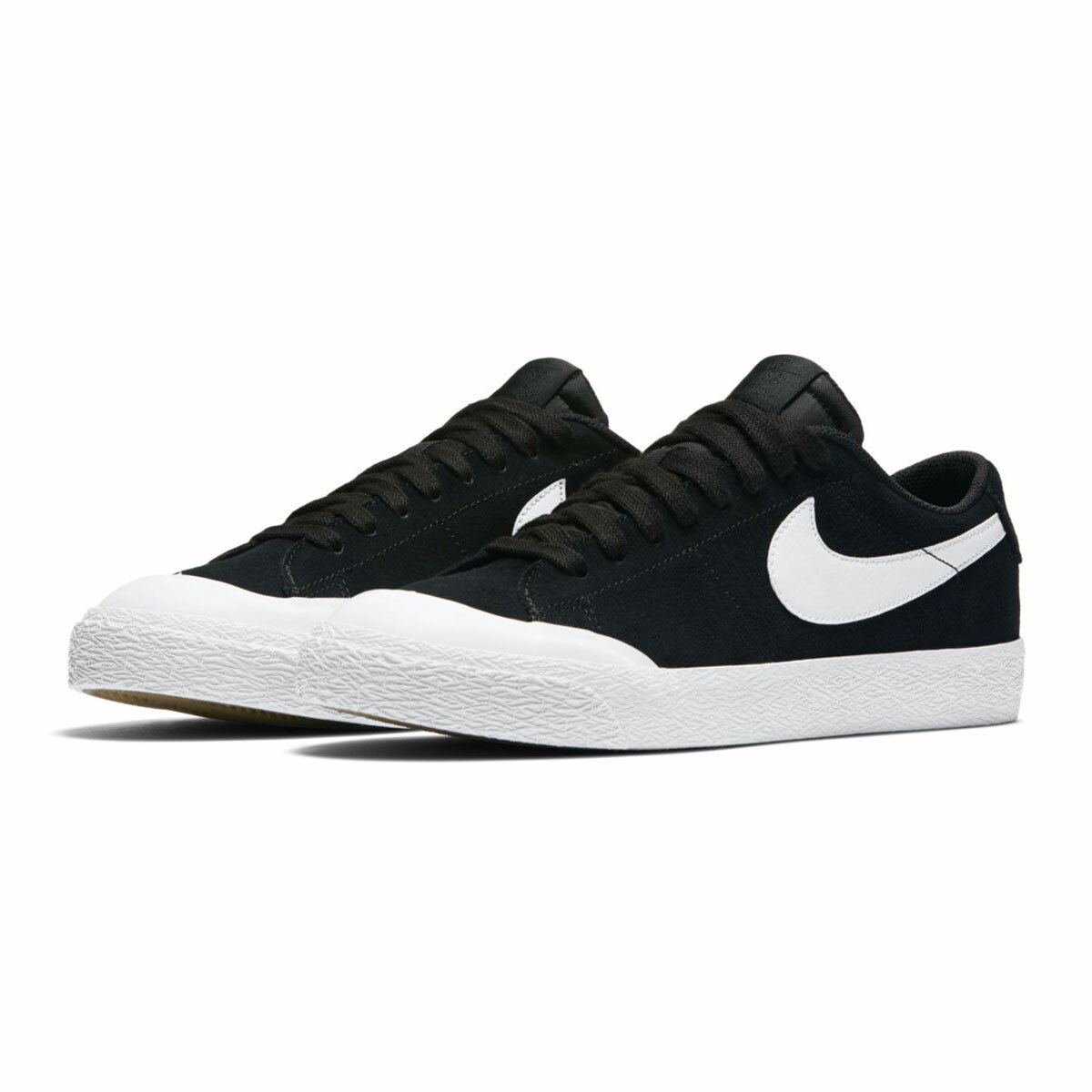NIKE SB BLAZER ZOOM LOW XT (ナイキ ナイキSB ブレーザー ズーム ロー XT) BLACK/WHITE-GUM LIGHT BROWN-WHITE【メンズ スニーカー】 17HO-I