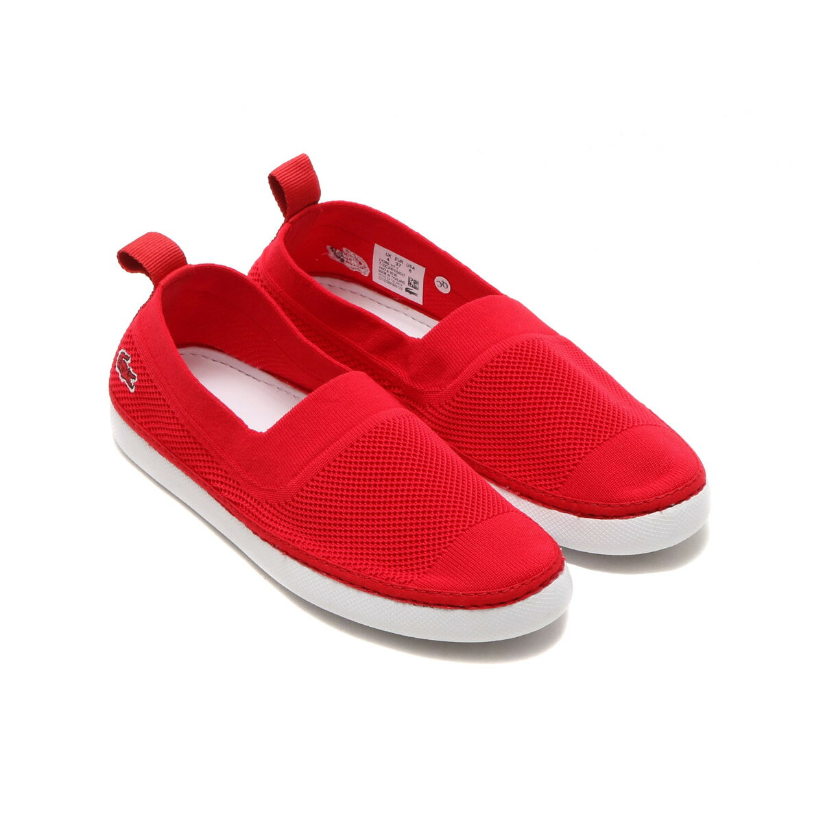 LACOSTE L.YDRO 117 1 (ラコステ L.YDRO 117 1) RED【レディース スニーカー】17SP-I