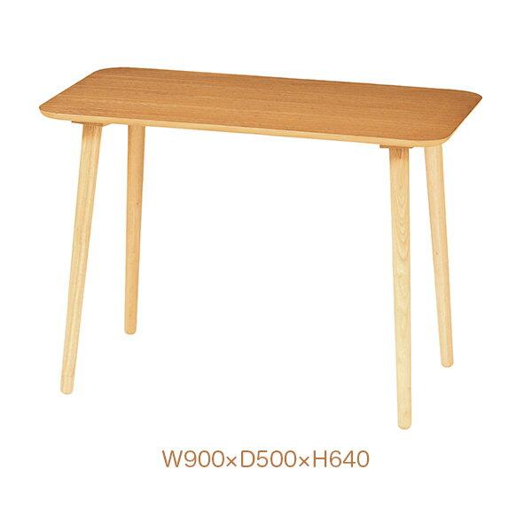 ハイテーブル おしゃれ テーブル 幅90 90cm 北欧 ダイニングテーブル リビングテーブル 食卓テーブル 木製 ハイタイプ 北欧 カフェテーブル 天然木 高め デスク つくえ 机 ナチュラル テーブル インテリア シンプル 飾り テーブル ディスプレイ テーブル 小物置き テーブル
