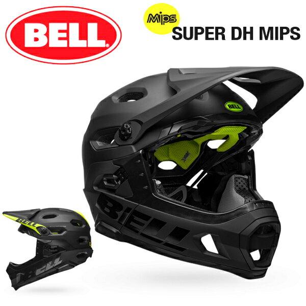 2017 BELL ベル Super 3R Mips スーパー3R ミップス マットブラック/ホワイト Lサイズ(58-62)  7078109 【送料無料】 【P】