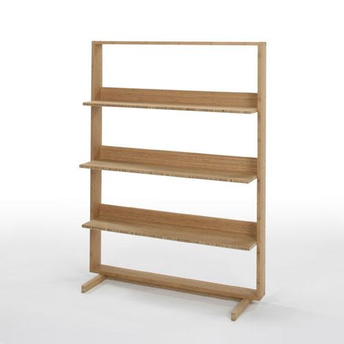 テオリ TEORI 竹集成材プロジェクト テイク take 棚 Shelf