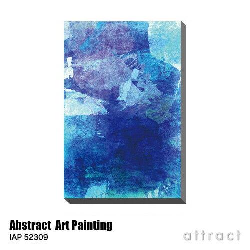 アートパネル Art Panel Abstract Art Painting W560×H800mm IAP 52309 アートポスター キャンバス MDF インテリア 壁掛け アクリル 油絵具 壁面 デザイン リビング 抽象画 フレーム 【RCP】【smtb-KD】