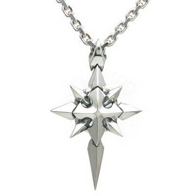 【送料無料】シルバーペンダントネックレス ダグダートDT-231~Shining Crystal~
