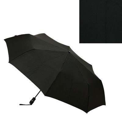 折りたたみ傘 クニルプス knirps 晴雨兼用 送料無料   Big DuomaticSafetyワンタッチ開閉式 BlackP10