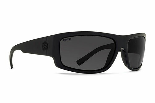 VONZIPPER(ボンジッパー)サングラスSEMI SATIN BLACK WILDLIFE POLAR/BLACK