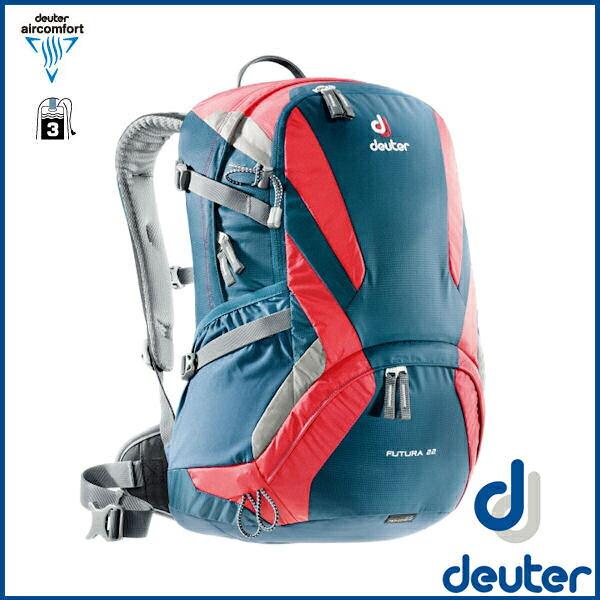 ドイター フューチュラ 22  (アークティック/ファイヤー) deuter Futura 22 バックパック リュック D34204-3514 02P03Dec16
