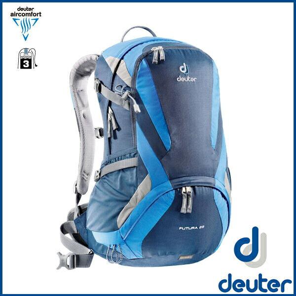 ドイター フューチュラ 28  (ミッドナイト/クールブルー) deuter Futura 28 バックパック リュック D34214-3303 02P03Dec16