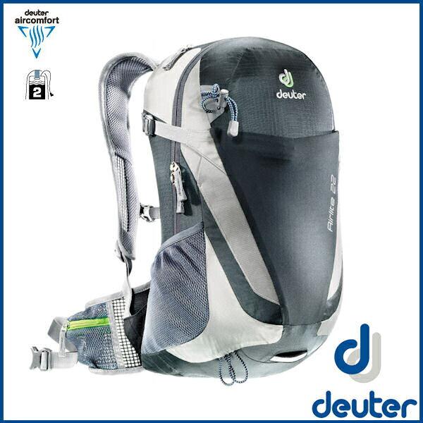 ドイター エアーライト 22  (グレー/シルバー) deuter Airlite 22 バックパック リュック D4420315-4400 02P03Dec16