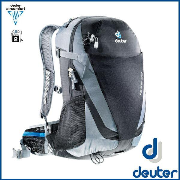 ドイター エアーライト 28  (ブラック/チタン) deuter Airlite 28 バックパック リュック D4420515-7490 02P03Dec16