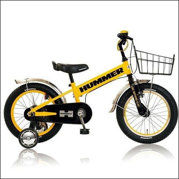 HUMMER KID'S TANK3.0 SE イエロー/ 33855 / ハマー 幼児用自転車 16インチ