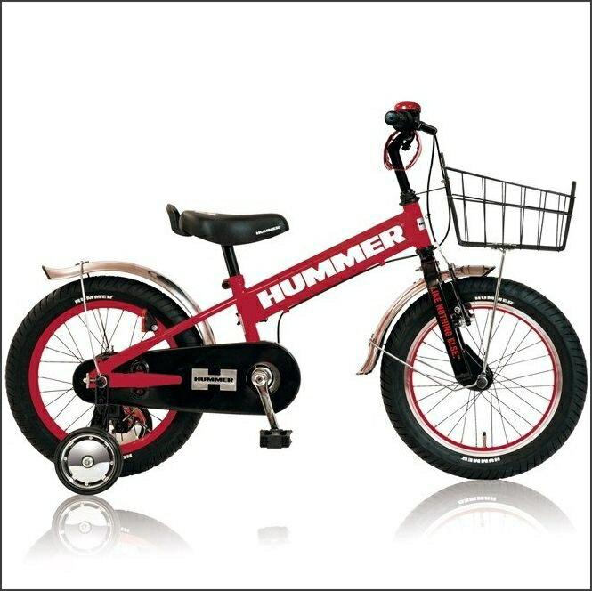 HUMMER KID'S TANK3.0 SE レッド / 33854 / ハマー 幼児用自転車 16インチ