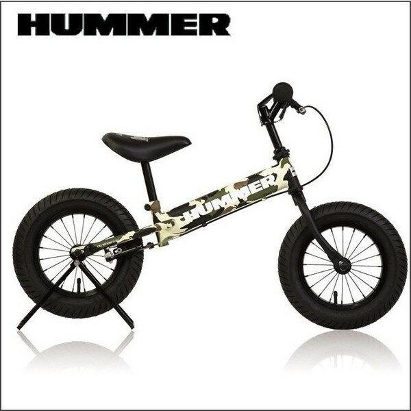 子ども用自転車 HUMMER ハマー TRAINEE-Bike グリーン / ハマートレーニーバイク / 33857