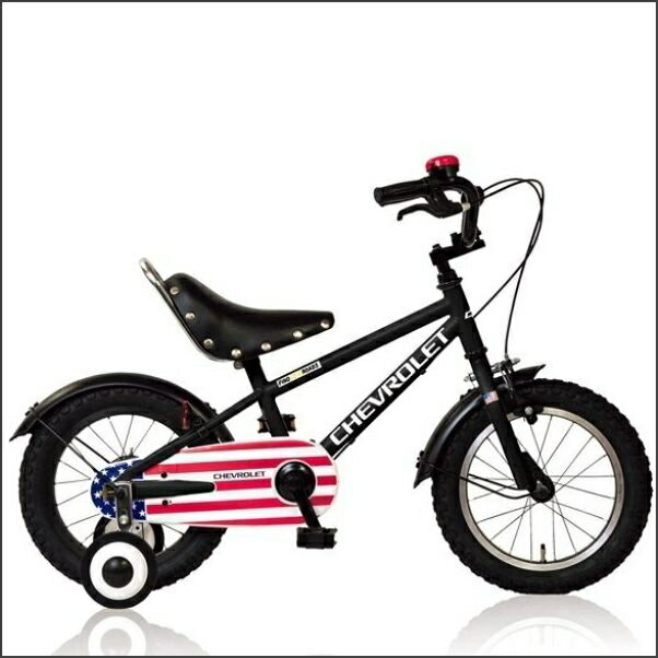 CHEVY KIDS14BMX ブラック/ 33858 / シボレー 幼児用自転車 14インチ