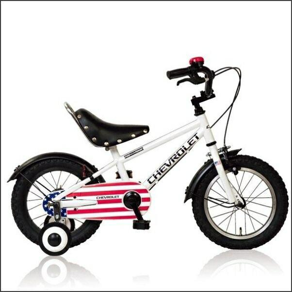 CHEVY KIDS14BMX ホワイト/ 33859 / シボレー 幼児用自転車 14インチ