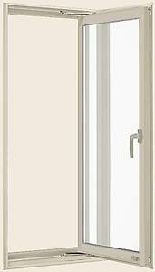 アルミサッシ デュオPG 縦すべり出し窓 呼称06013【LIXIL】【リクシル】【トステム】【マド】【ガラス窓】【装飾窓】【ペアガラス】
